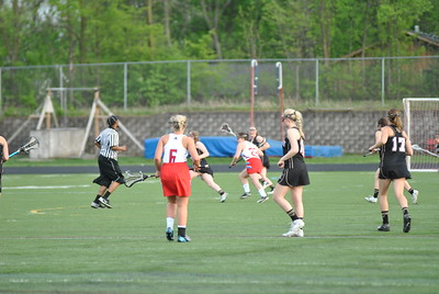 Ladies Lacrosse vs Maple Grove