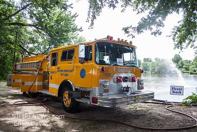 08/06/2017, Cooper River Fire Muster. Cherry Hill NJ