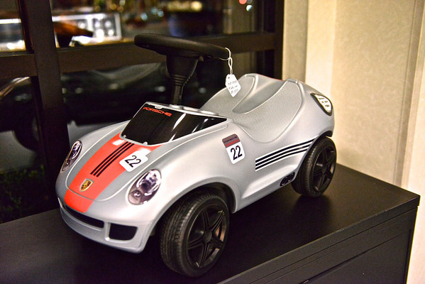 CVR at New Country Porsche