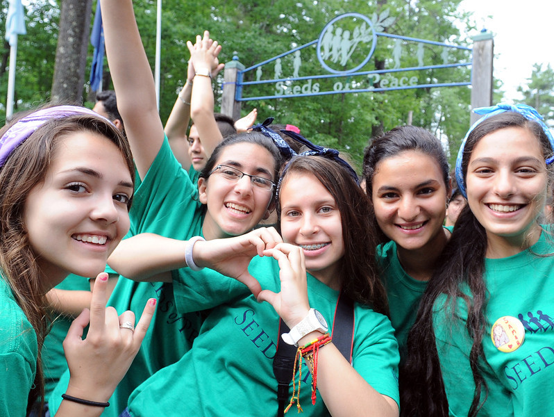 39th session opens at Seeds of Peace Camp in Otisfield