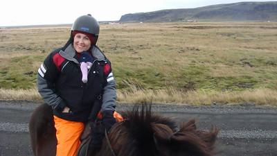Icelandic Ponies & Blue Lagoon