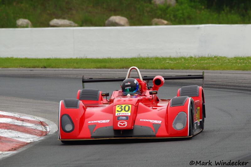 10th 1-L2 Ludovico Manfredi(M) ANSA Motorsports