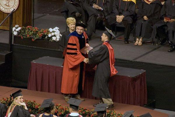 2004 OU Graduation