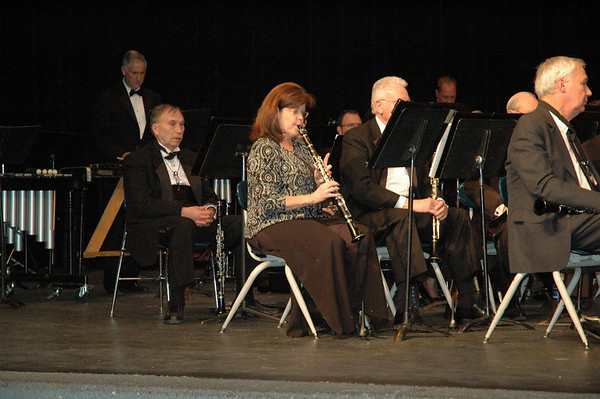 Spring Concert with ETCB March-09