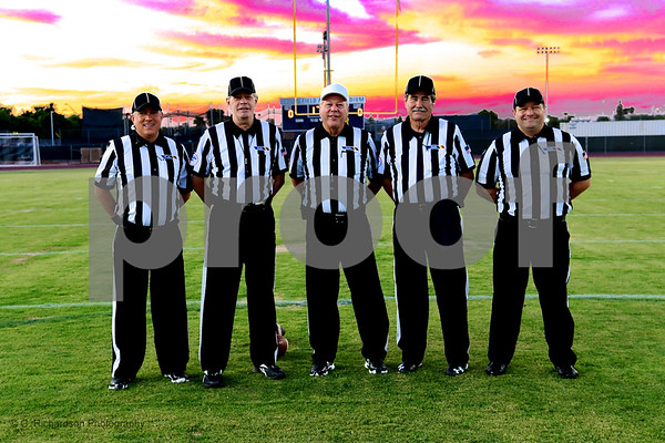 Officials  Arcadia at St. Mary's 09-13-2019