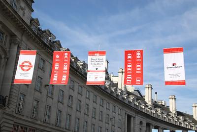 TfL Year of the bus 2014 Regent Street
