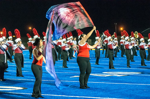 September 28, 2017 - Halftime - La Joya Band_LG