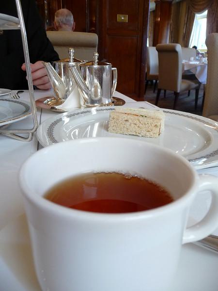 Melbourne - Tea time