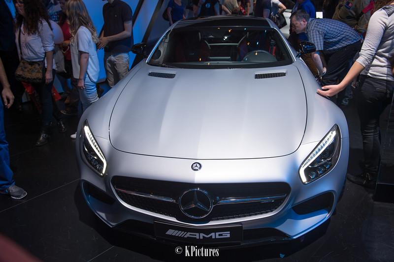 Mondial de l'automobile de Paris 2014