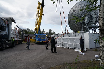 2019-07 AU Installation (Kiruna)