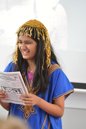 Fourth Grade Readers' Theatre: The Story of Hatshepsut (Ferreby/Wilbur)