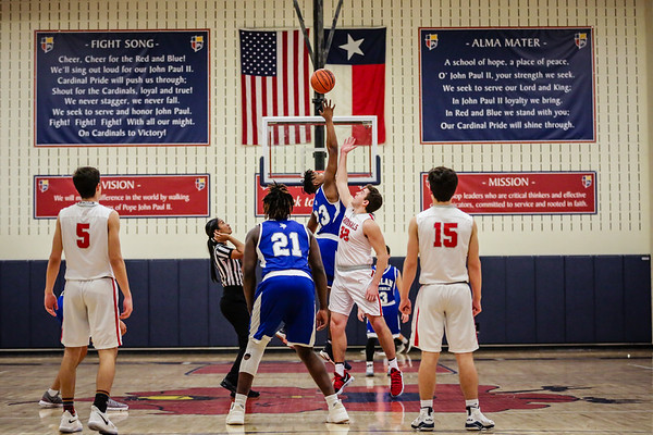 Jan 19 - VBB - Varsity vs JPII