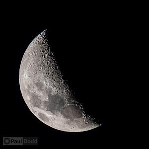 Moon, May 2020