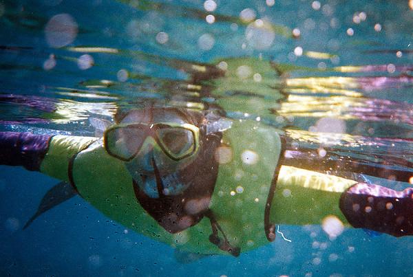Looe Key Snorkeling 2009