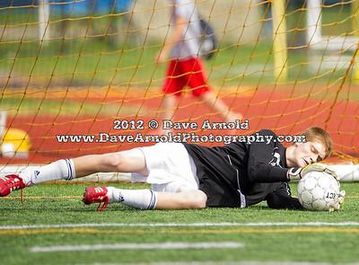 10/8/2012 - Boys Varsity Soccer - Needham vs Newton South