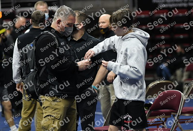 State Wrestling 3A: 1st Round