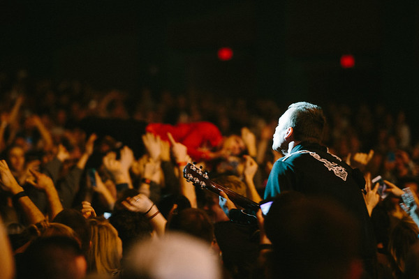 Cage Concert Shots