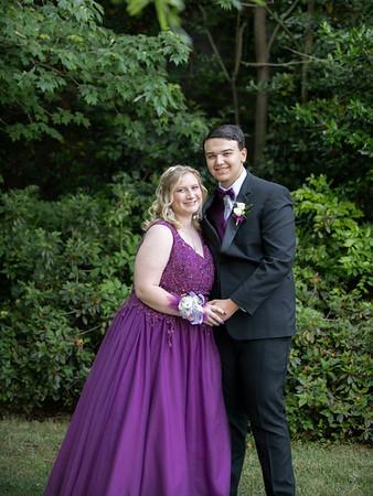 Adam + Kelsey   Prom