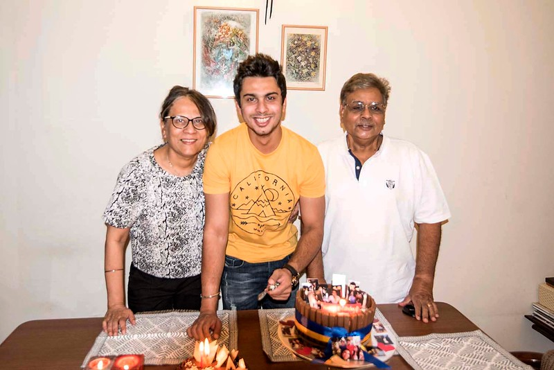 Utsav's 29th Birthday