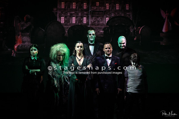 The Adams Family (BLODS) 2018