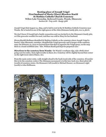 Ch 11 Cemeteries of Our Ancestors