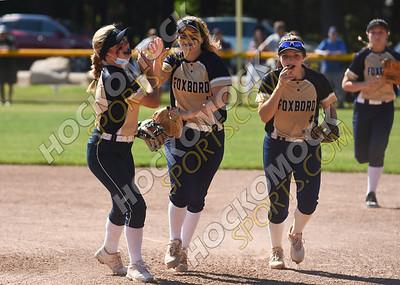 Foxboro - Medfield Softball 06-18-21