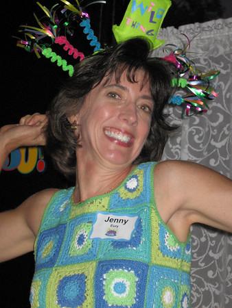 Jenny's 50th Birthday Bash - 2006