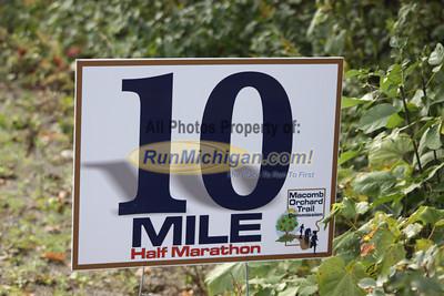 Half Marathon at 10 Miles - 2012 Romeo to Richmond Race