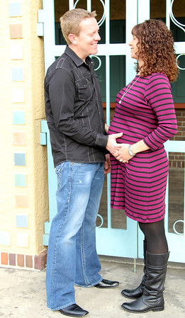 Anne & Dave Maternity