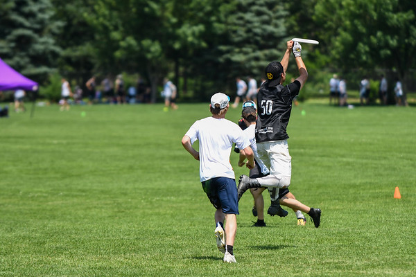Cryptic Ultimate Frisbee