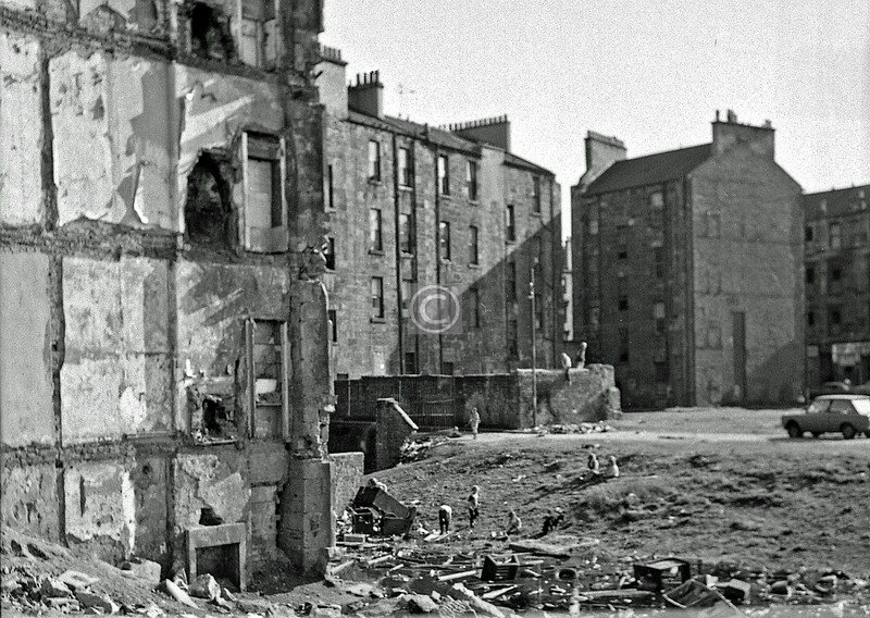 Not sure, somewhere in the same part of Govan. 