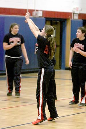 Tri-Valley vs. Rhinebeck Girls Sectional