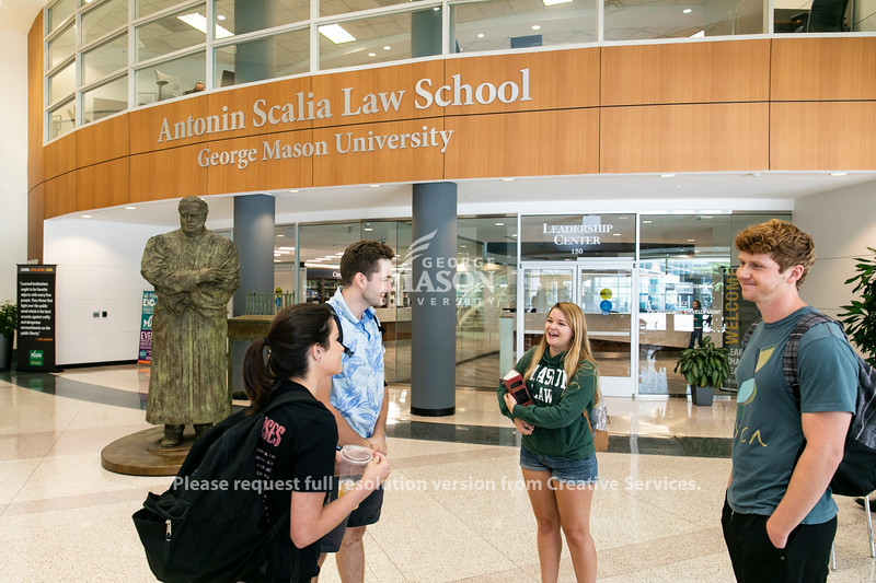 Law Schol students