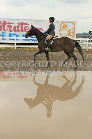 Equitation over fences, j13