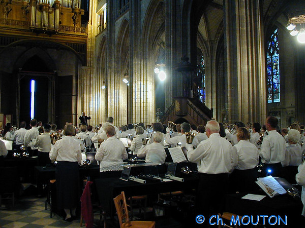 Orleans - Cathedrale - Concert de cloches