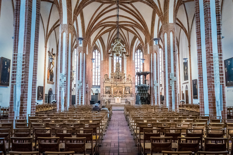 St Nicholas Church in Spandau