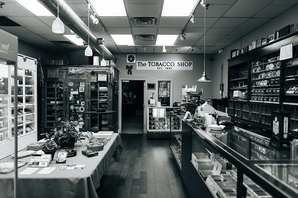 The Tobacco Shop Hartford - Gerry