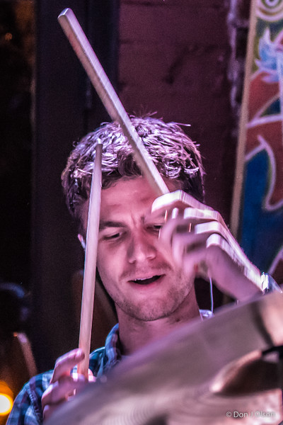 Alec Tackmann- Galactic Cowboy Orchestra-Excelsior Brewing-Aug 8 2015