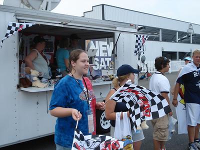 Pocono Race Weekend - Aug 2007