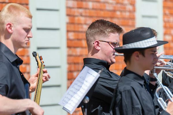 Jazz Band @ Arts Festival