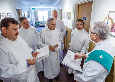 2019 Institution of the Ministry of Acolyte for Deacon Candidates