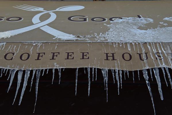 Around Ottawa Christmas 2008