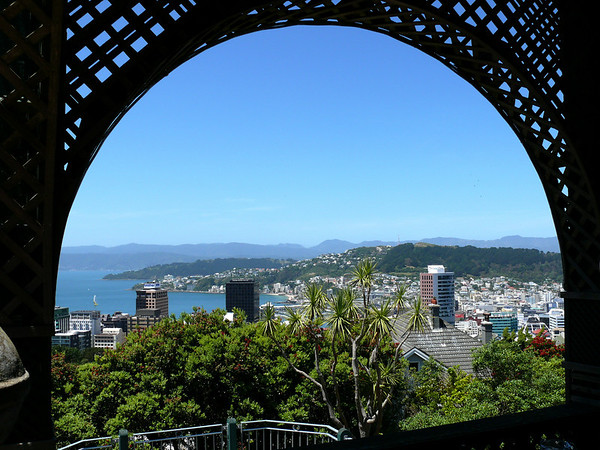 Wellington, NZ 2008