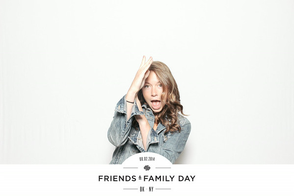 squarespace friends and family day - stills