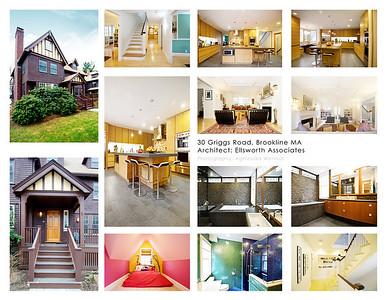 Griggs Road, Brookline - Ellsworth Associates