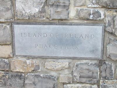Ireland Peace Park