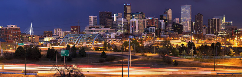 Denver Cityscapes