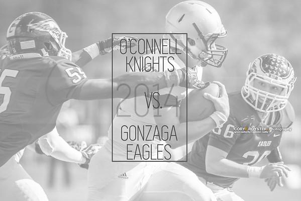 O'Connell vs Gonzaga