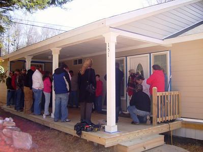 Clayton, GA - Cunningham house