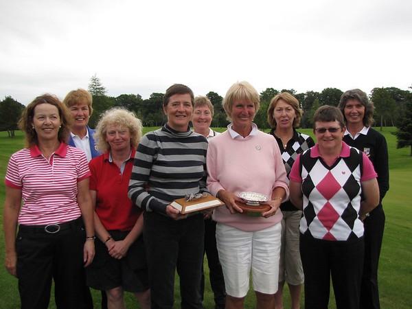 2012  Scottish Seniors Matchplay Championship